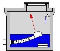 Pozzetto di cacciata V-03 Edil-Centro pulizia condotte fognarie